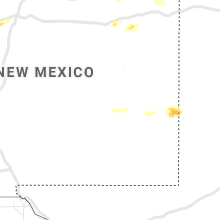 Hail Map for roswell-nm 2021-05-07