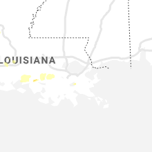 Regional Hail Map for New Orleans, LA - Tuesday, May 11, 2021