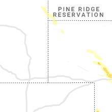 Regional Hail Map for Scottsbluff, NE - Thursday, May 13, 2021