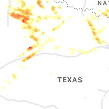 Hail Map for abilene-tx 2021-05-16