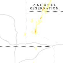 Regional Hail Map for Scottsbluff, NE - Friday, May 21, 2021
