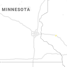 Regional Hail Map for Minneapolis, MN - Monday, May 24, 2021
