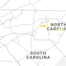 Hail Map for charlotte-nc 2021-05-29