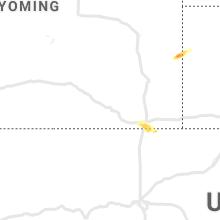 Regional Hail Map for Laramie, WY - Saturday, May 29, 2021