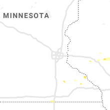 Regional Hail Map for Minneapolis, MN - Monday, May 31, 2021