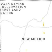 Hail Map for albuquerque-nm 2021-06-01