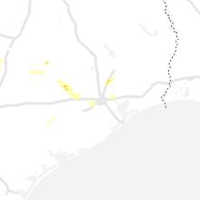 Regional Hail Map for Houston, TX - Wednesday, June 2, 2021