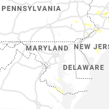 Regional Hail Map for Baltimore, MD - Friday, June 4, 2021