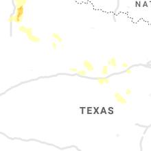 Regional Hail Map for Abilene, TX - Monday, June 7, 2021