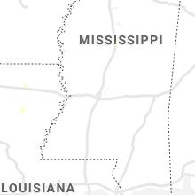 Regional Hail Map for Jackson, MS - Wednesday, June 9, 2021