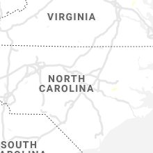 Regional Hail Map for Raleigh, NC - Wednesday, June 9, 2021