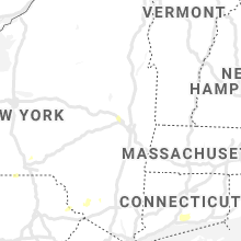 Regional Hail Map for Schenectady, NY - Wednesday, June 9, 2021