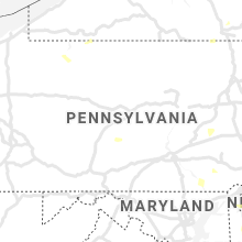 Regional Hail Map for State College, PA - Wednesday, June 9, 2021
