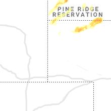 Regional Hail Map for Scottsbluff, NE - Thursday, June 10, 2021