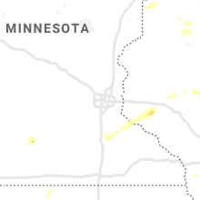 Regional Hail Map for Minneapolis, MN - Friday, June 11, 2021