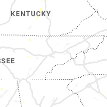 Regional Hail Map for Knoxville, TN - Saturday, June 12, 2021