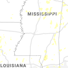 Regional Hail Map for Jackson, MS - Sunday, June 13, 2021