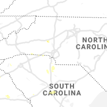 Hail Map for charlotte-nc 2021-06-14