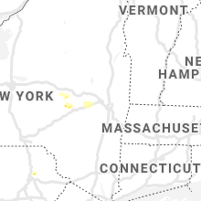 Regional Hail Map for Schenectady, NY - Monday, June 14, 2021