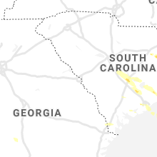 Regional Hail Map for Augusta, GA - Tuesday, June 15, 2021
