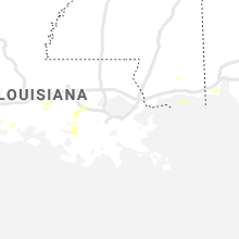 Regional Hail Map for New Orleans, LA - Tuesday, June 15, 2021