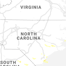Regional Hail Map for Raleigh, NC - Tuesday, June 15, 2021