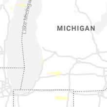 Regional Hail Map for Grand Rapids, MI - Thursday, June 17, 2021