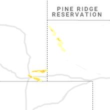Regional Hail Map for Scottsbluff, NE - Friday, June 18, 2021