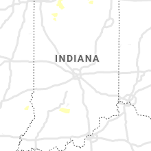 Regional Hail Map for Indianapolis, IN - Saturday, June 19, 2021