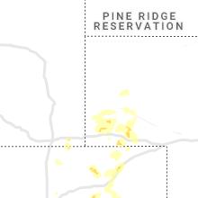 Regional Hail Map for Scottsbluff, NE - Saturday, June 19, 2021