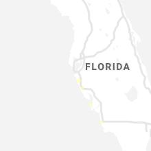 Regional Hail Map for Bradenton, FL - Saturday, June 26, 2021