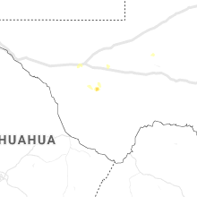 Regional Hail Map for Alpine, TX - Monday, June 28, 2021