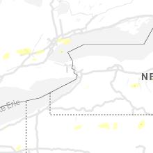 Regional Hail Map for Buffalo, NY - Tuesday, June 29, 2021