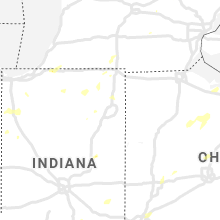Regional Hail Map for Fort Wayne, IN - Tuesday, June 29, 2021