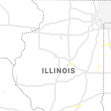 Regional Hail Map for Peoria, IL - Tuesday, June 29, 2021
