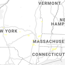 Regional Hail Map for Schenectady, NY - Tuesday, June 29, 2021