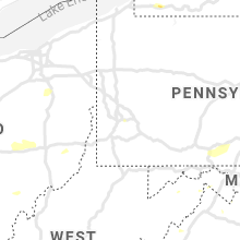 Regional Hail Map for Pittsburgh, PA - Wednesday, June 30, 2021