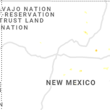 Regional Hail Map for Albuquerque, NM - Monday, July 5, 2021