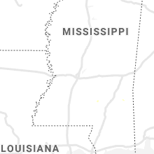 Regional Hail Map for Jackson, MS - Monday, July 5, 2021