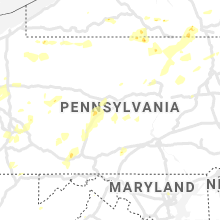 Regional Hail Map for State College, PA - Wednesday, July 7, 2021