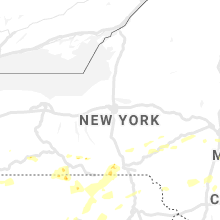 Regional Hail Map for Syracuse, NY - Wednesday, July 7, 2021