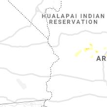 Regional Hail Map for Lake Havasu City, AZ - Friday, July 9, 2021