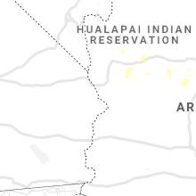 Regional Hail Map for Lake Havasu City, AZ - Saturday, July 10, 2021