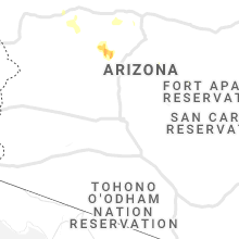 Hail Map for phoenix-az 2021-07-11
