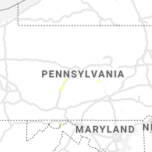 Regional Hail Map for State College, PA - Sunday, July 11, 2021
