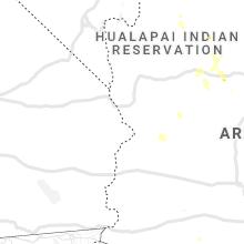 Regional Hail Map for Lake Havasu City, AZ - Wednesday, July 14, 2021