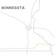 Regional Hail Map for Minneapolis, MN - Wednesday, July 14, 2021