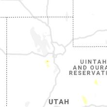 Regional Hail Map for Salt Lake City, UT - Wednesday, July 14, 2021
