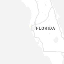 Regional Hail Map for Bradenton, FL - Saturday, July 17, 2021