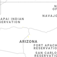 Regional Hail Map for Flagstaff, AZ - Monday, July 19, 2021